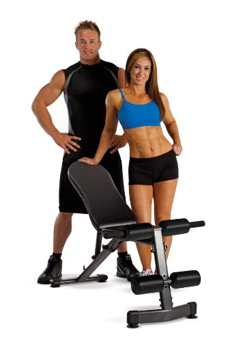 The Marcy Multi-Purpose Workout Bench