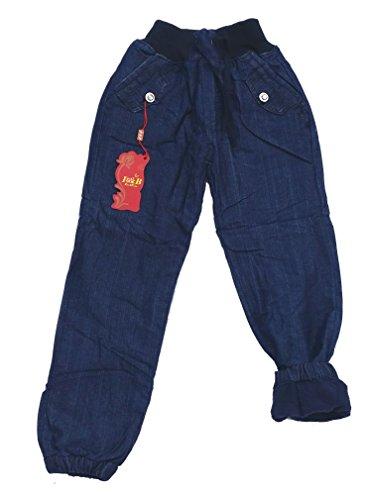 Thermohose gefütterte Mädchen Jeans, M387e