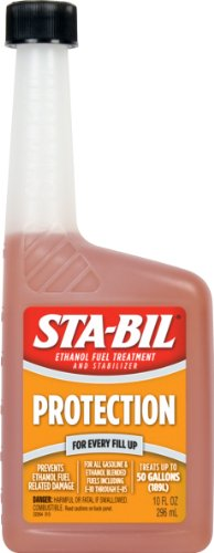 STA-BIL 22264 Ethanol Treatment with Performance Improver -10 oz.