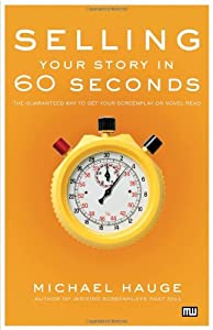"Cover of ""Selling Your Story in 60 Second..."