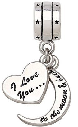I-Love-You-To-The-Moon-and-Back-Two-Piece-Pendant-Bead-Charm-ALOV-Sterling-Silver