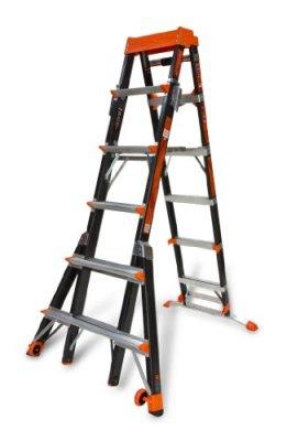 Little-Giant-Ladder-Systems-15131-001-Select-Step-6-to-10-Feet-Adjustable-Fiberglass-Stepladder