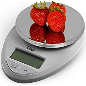 Ozeri Digital Kitchen Food Scale