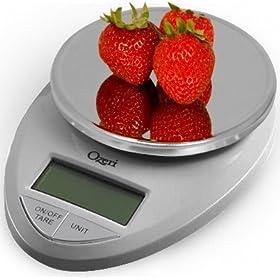 Ozeri Digital Kitchen Food Scale