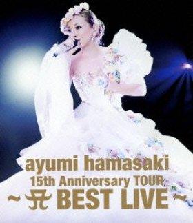 [ISO / Blu-Ray + MKV / Blu-Ray] Ayumi Hamasaki 浜崎あゆみ – ayumi hamasaki 15th Anniversary TOUR – A BEST LIVE – [2013.10.30]