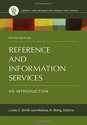Cheapest copy of Reference and Information Services: An ...