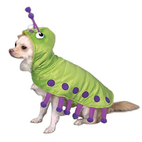 Zack & Zoey Polyester Cutiepillar Dog Costume, X-Large, 24-Inch