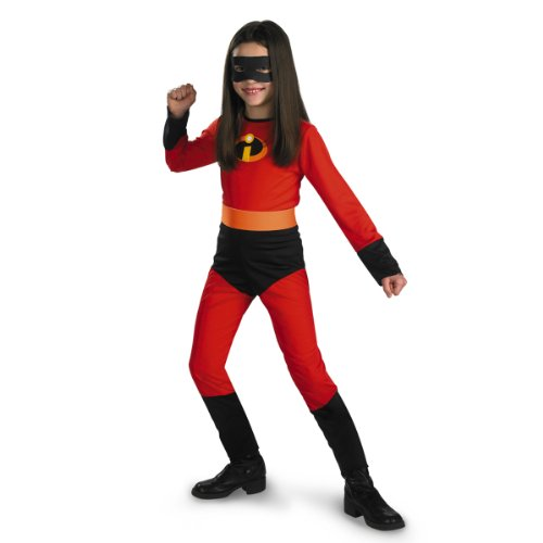 Violet Incredible Kids Costume