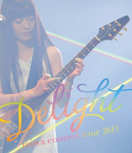 [H264 / Blu-Ray] miwa – miwa concert tour 2013 Delight [2014.01.08]