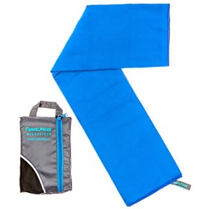 Travel-Towel-Extra-Large-30-x-50-With-Built-in-Hook-Carrying-Case-Perfect-As-Microfiber-Camping-Towel-Hiking-Towel-Gym-Towel-or-Yoga-Mat-Towel