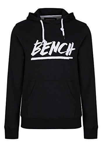 BENCH Underline Herren Kapuzenpullover Hoodie Sweatshirt