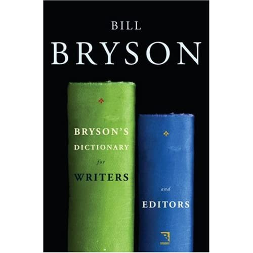 Bill Bryson's Dictionary