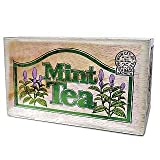 Specialty Tea in Softwood Box - Mint