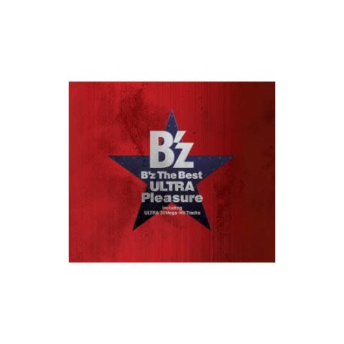 "B\\'z The Best ""Ultra Pleasure""(2CD+DVD)をAmazonでチェック!"