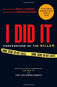"""Cover of """"If I Did It Confessions of the ..."""
