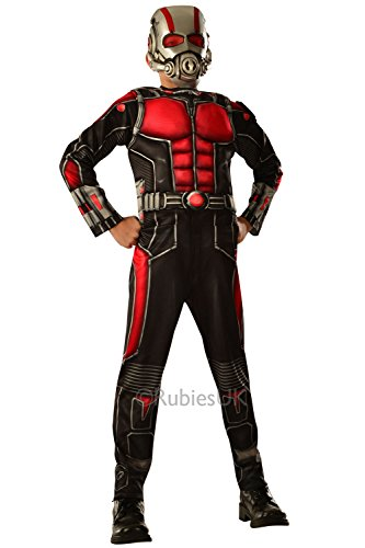 Rubies Childs Official Licensed Marvel Ant-Man Costume