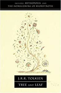 """Cover of """"Tree and Leaf: Including """"..."""
