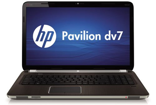 HP Pavilion dv7t Quad Edition 17.3