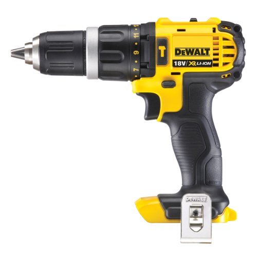 41jqwyaKnJL - BEST BUY #1 DeWalt 18V XR Lithium-Ion Body Only 2-Speed Combi Drill