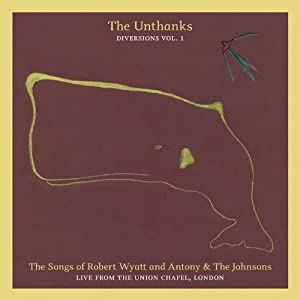 Album Cover: The Unthanks: Diversions Vol 1.