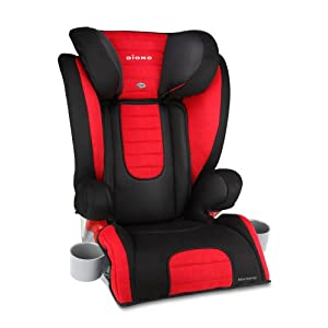 Diono Monterey Booster Seat, Red