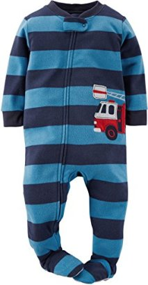 Carters-Baby-Boys-Rescue-Firetruck-Footed-Pajamas-navymulti-24-months