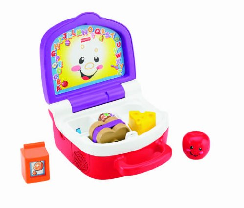 Fisher-Price Laugh and Learn Sort 'n Learn Lunchbox
