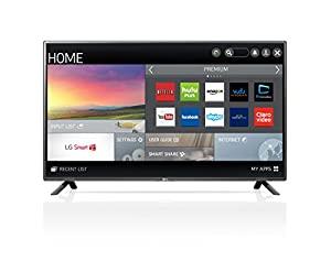 LG Electronics 42LF5800 42-Inch 1080p 60Hz Smart LED TV (2015 Model)