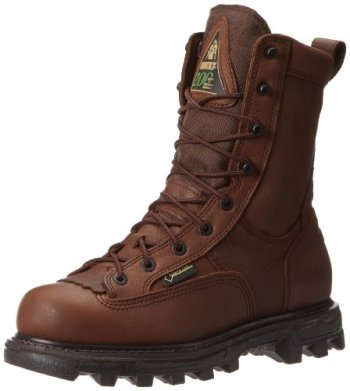 Rocky Men's Bearclaw 3d LTT Hunting Boot,Brown,10.5 M US