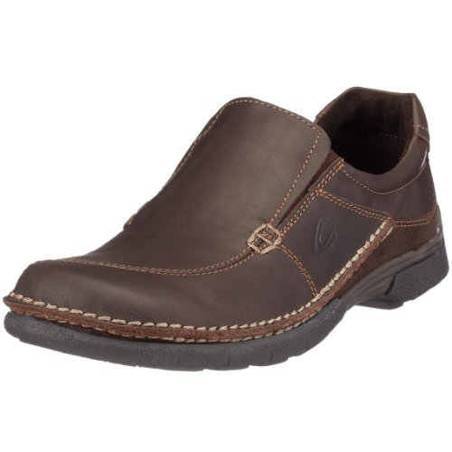 camel active Mars 13 133.13.05, Herren Slipper, Braun (mocca), EU 43 (UK 9)