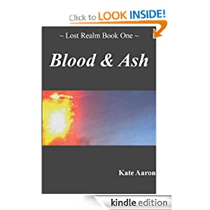 Blood & Ash (Lost Realm)
