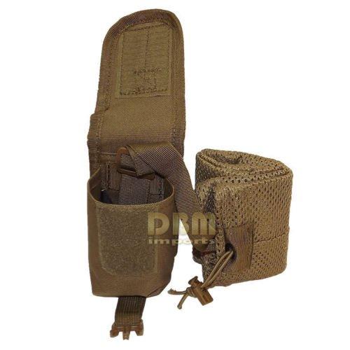 VooDoo Tactical Mesh Military Helmet Bag Dump Pouch Carry All Bag ... a25006b18c01d