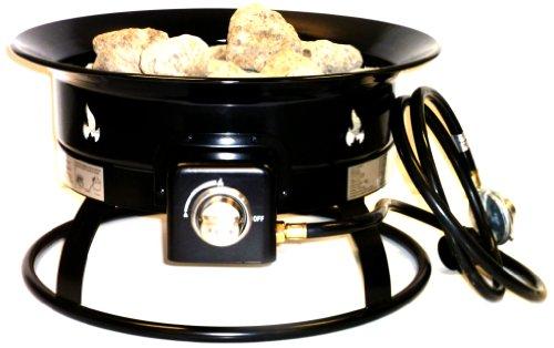 Elise Saunderma: Outland Fire Bowl 820 Portable Propane ... on Outland Firebowl Propane Fire Pit id=74101