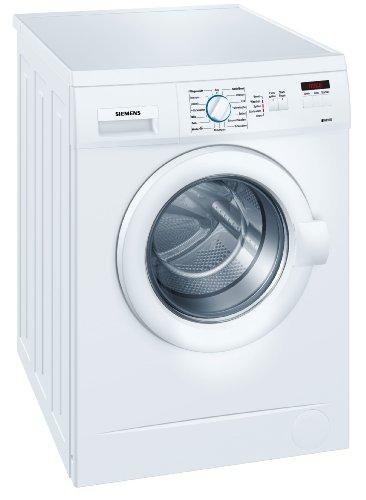 Siemens WM14A223 Frontlader Waschmaschine / AA / 1400 UpM / 5 Kg / Weiß /  Mengenautomatik