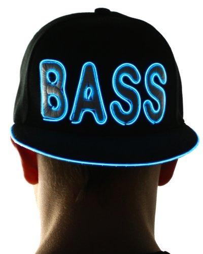 Light Up Hat – BASS