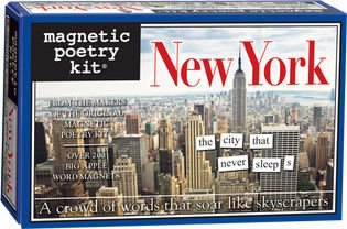 Magnetic Poetry New York