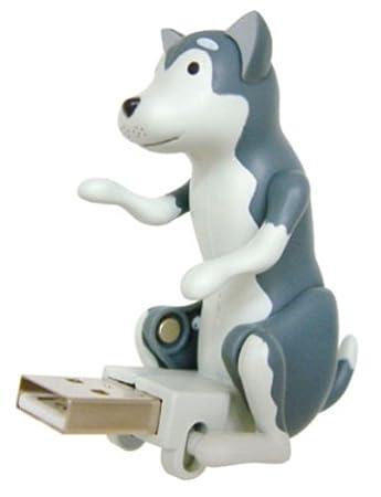 USB Humping Dog (Siberianhusky)