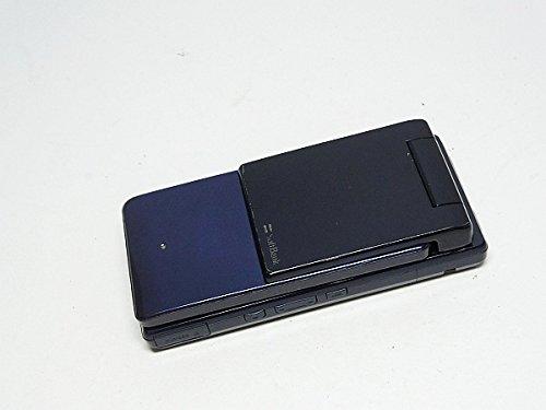 シャープ SoftBank 912SH メタルブルー AQUOSケータイ ソフトバンク 白ロム 携帯電話本体