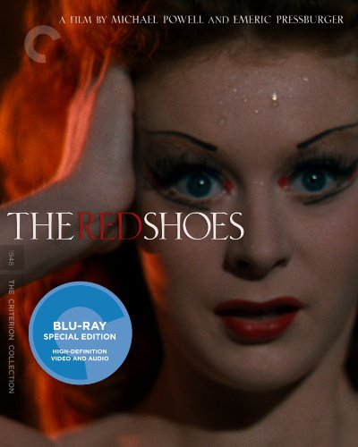 """Cover of """"The Red Shoes (The Criterion Co..."""