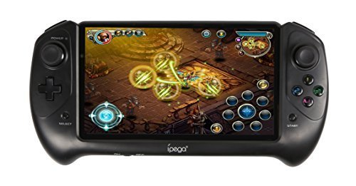 IPEGA 9701* 7 inch Qual Core HD Android Game Gaming Tablet PC Game Pad, Android 4.2 Jelly Bean Quad Core RK3188 CPU Handheld Game Console Capacitive Touch Screen 1024*600 2GBDDR3 - Black