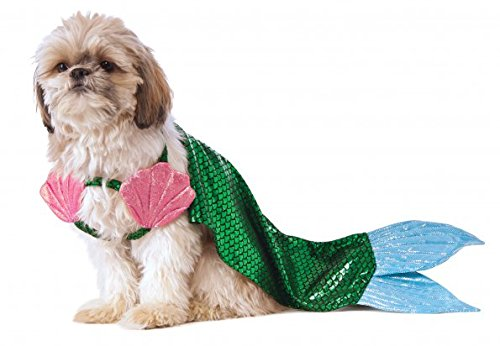 Rubies Costume Company Mermaid Dog Costume, Small