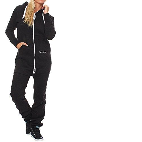 Drying Jumper Damen Jumpsuit Overall Jogging Anzug Trainingsanzug