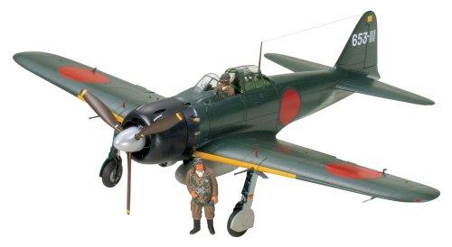 1/32 エアークラフト No.18 1/32 三菱 零式艦上戦闘機 五二型 60318