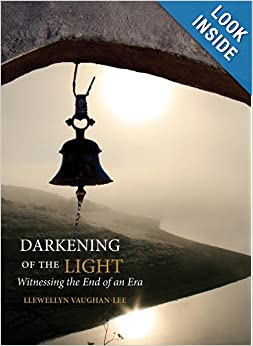 Book cover of Darkening of the Light.
