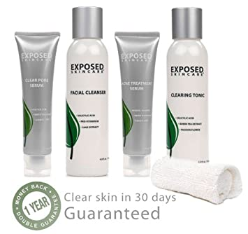 Buy Exposed Acne Treatment - Basic Kit