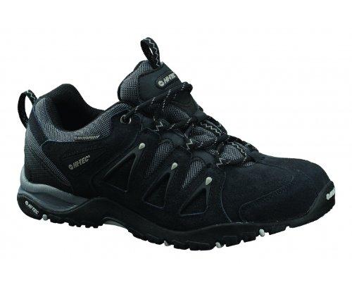HI-TEC Tauranga WP Active Schuhe Herren, Schwarz/Grau, 50