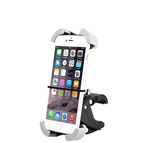 G-Parts バイク スマホ ホルダー 自転車に携帯・iPhone固定用マウントキット 保護バンド付き iPhone6s plus GP1034