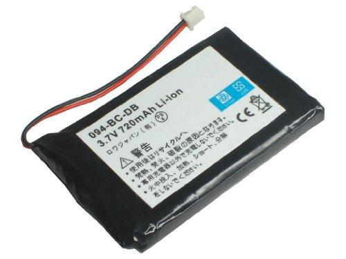 【ロワジャパン社名明記のPSEマーク付】NTT東日本 電池パック -094 コードレスホン 電話機用 子機用 充電池 互換 バッテリー