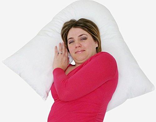 V Boomerang Shaped Premium Neck Pillow
