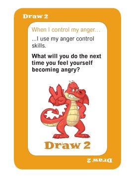Mad Dragon Draw 2 Card